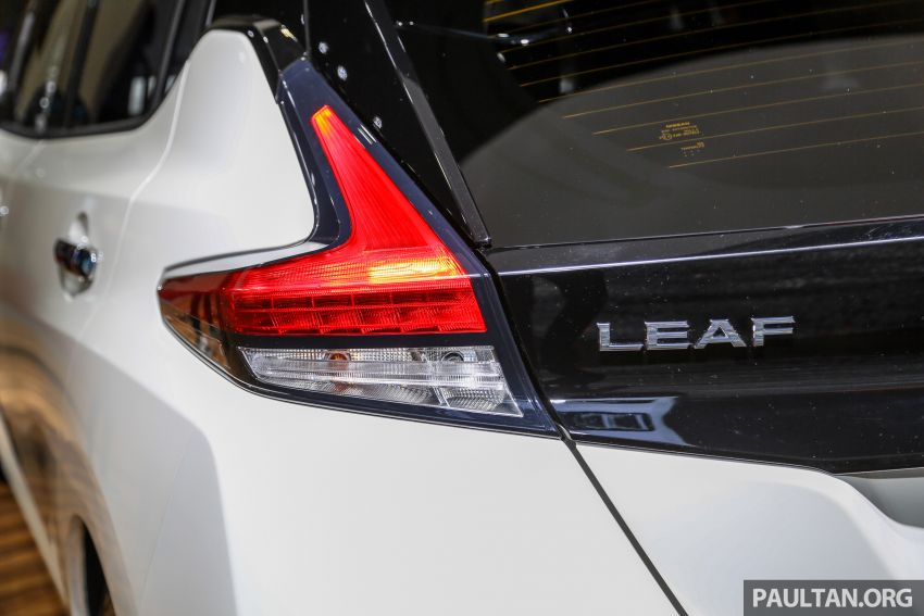 KLIMS18: Nissan Leaf previewed – mid-2019 launch Image #892540
