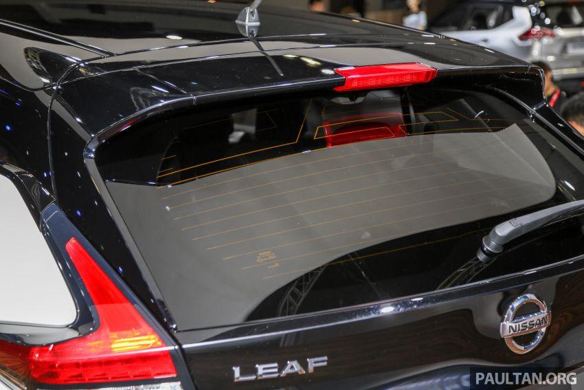 KLIMS18: Nissan Leaf – dilancarkan pertengahan 2019 Image #893154