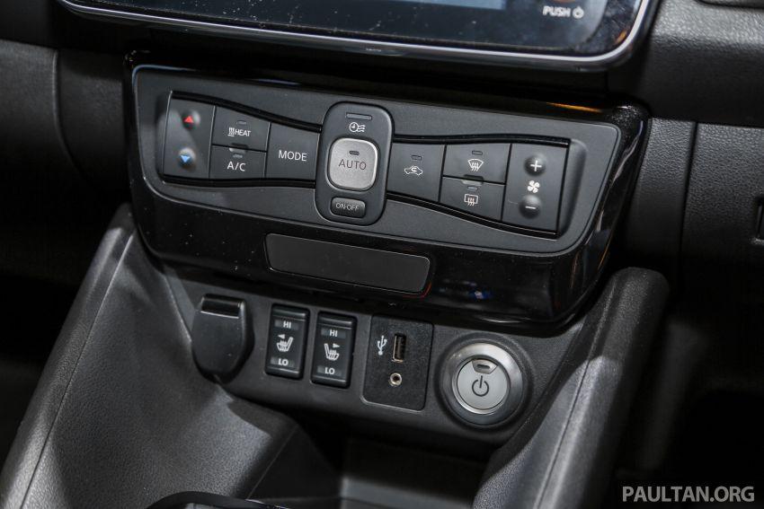 KLIMS18: Nissan Leaf – dilancarkan pertengahan 2019 Image #893172