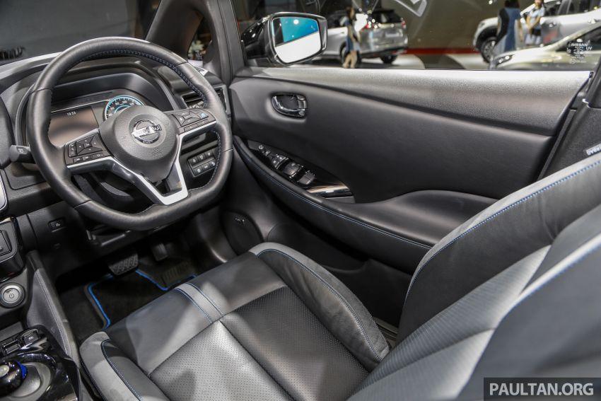 KLIMS18: Nissan Leaf – dilancarkan pertengahan 2019 Image #893186