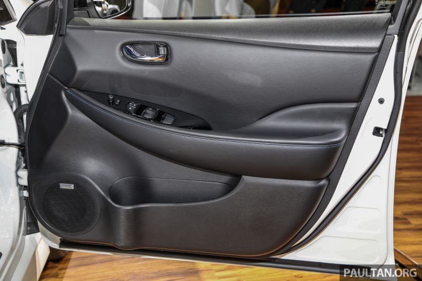 KLIMS18: Nissan Leaf previewed – mid-2019 launch Image #892561