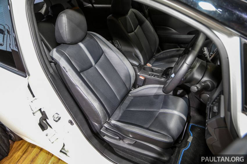 KLIMS18: Nissan Leaf previewed – mid-2019 launch Image #892563
