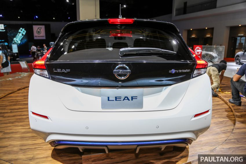 KLIMS18: Nissan Leaf previewed – mid-2019 launch Image #892526