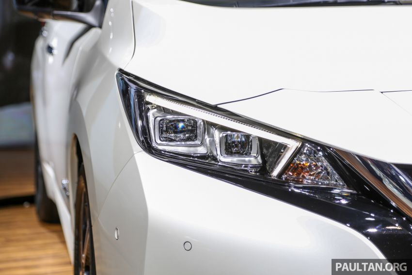 KLIMS18: Nissan Leaf previewed – mid-2019 launch Image #892529