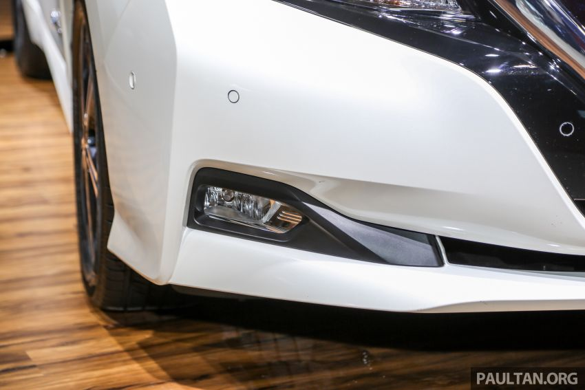 KLIMS18: Nissan Leaf previewed – mid-2019 launch Image #892530