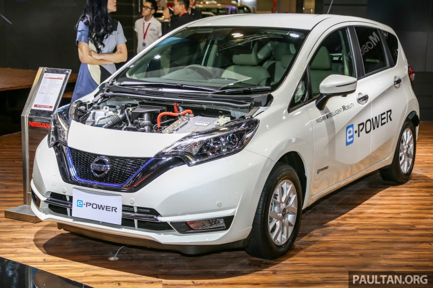 KLIMS18: Nissan Note e-Power on display – petrol-powered range extender EV testing the waters Image #893092
