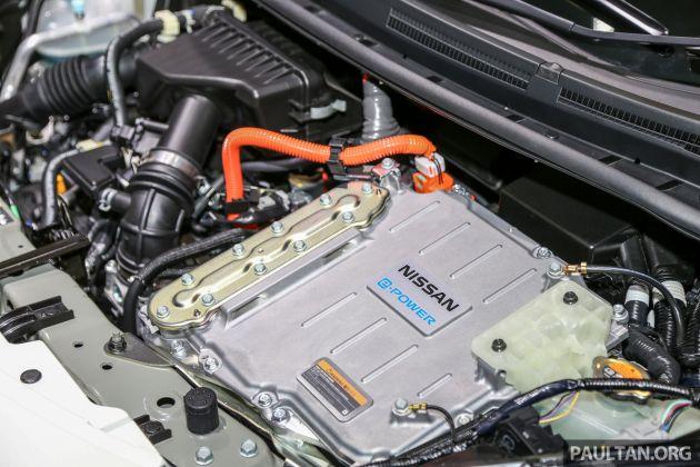 KLIMS18: Nissan Note e-Power on display – petrol-powered