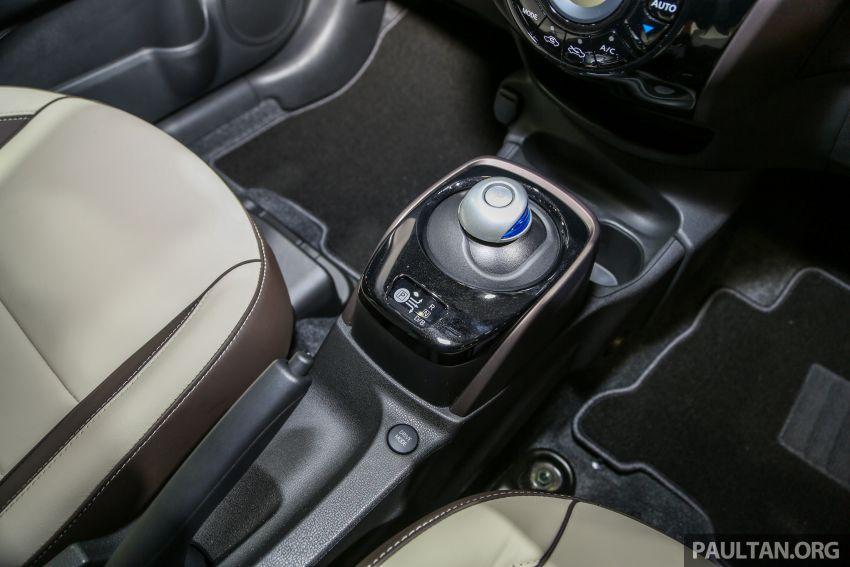 KLIMS18: Nissan Note e-Power on display – petrol-powered range extender EV testing the waters Image #893106