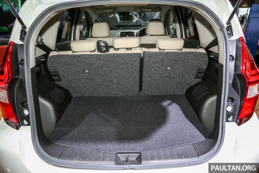KLIMS18: Nissan Note e-Power on display – petrol-powered range extender EV testing the waters Image #893110