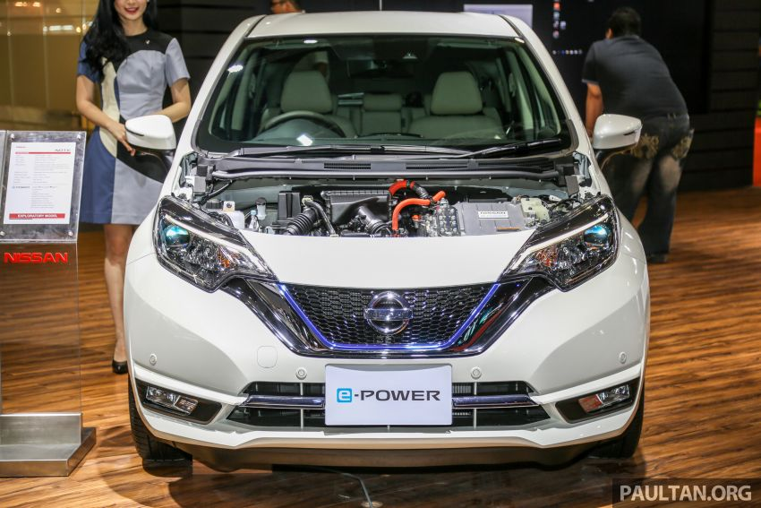 KLIMS18: Nissan Note e-Power on display – petrol-powered range extender EV testing the waters Image #893094