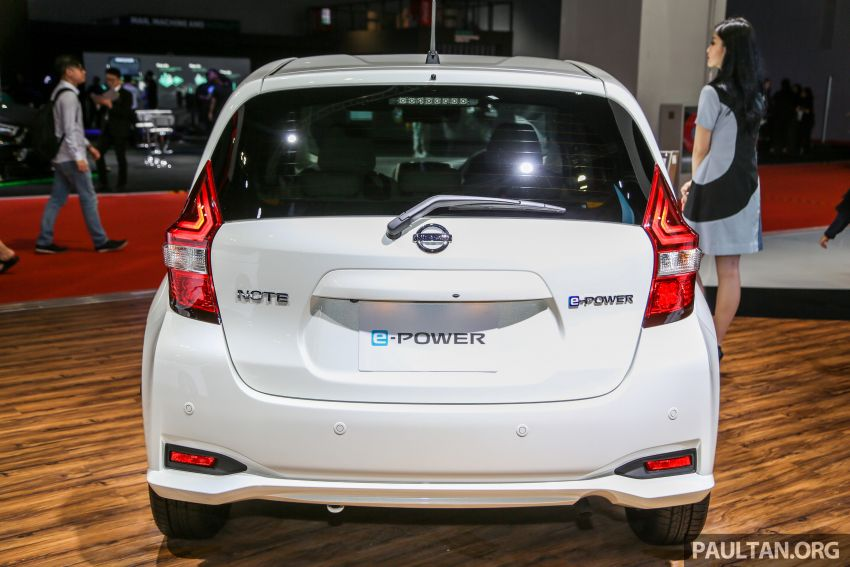 KLIMS18: Nissan Note e-Power on display – petrol-powered range extender EV testing the waters Image #893095