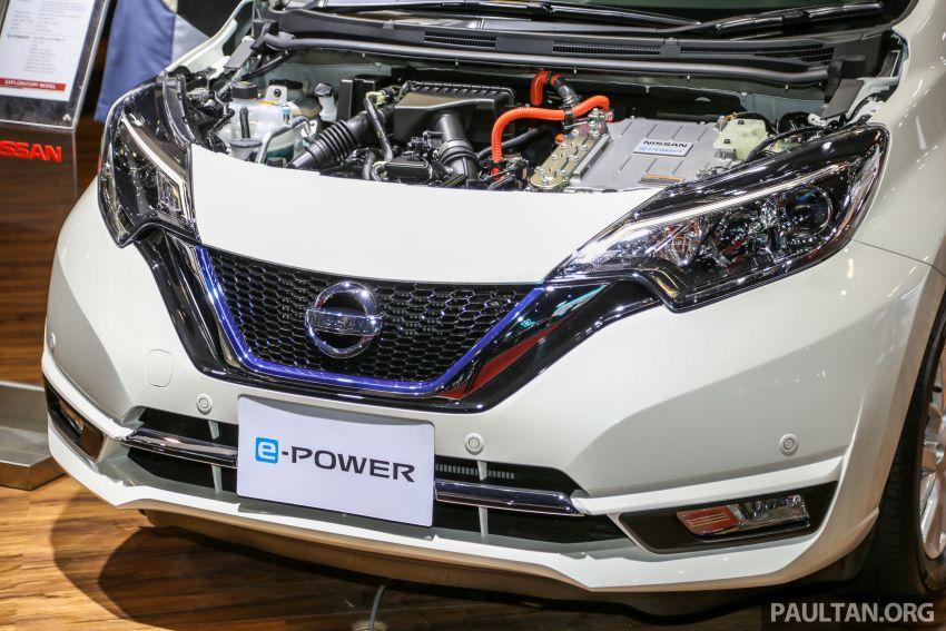 KLIMS18: Nissan Note e-Power on display – petrol-powered range extender EV testing the waters Image #893097