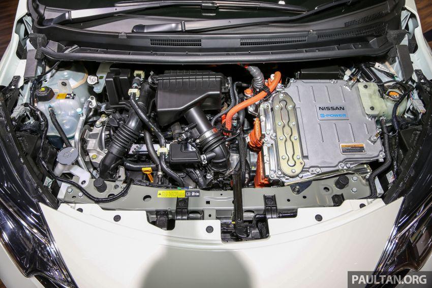 KLIMS18: Nissan Note e-Power on display – petrol-powered range extender EV testing the waters Image #893100