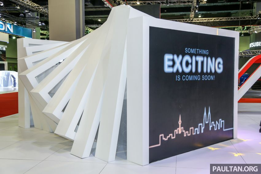 KLIMS18: Perodua teases new SUV model – expected launch in 2019; based on seven-seat Toyota Rush? Image #891176