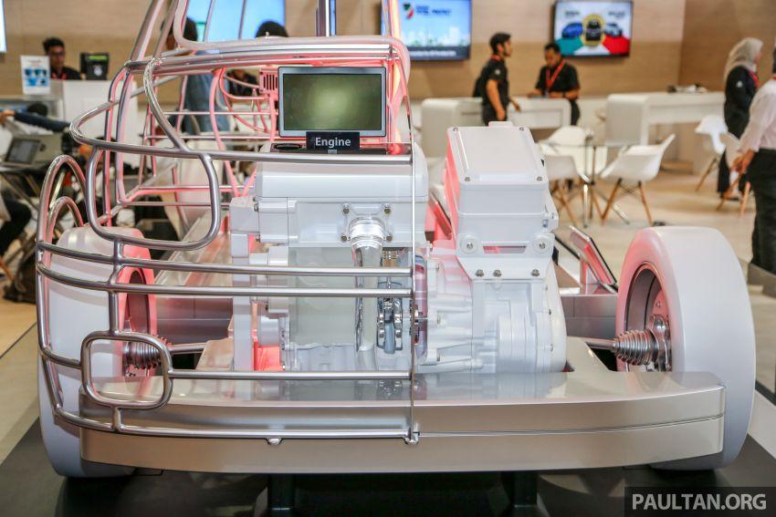 KLIMS18: Perodua hybrid technology gets showcased Image #891901