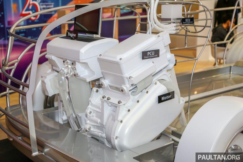 KLIMS18: Perodua hybrid technology gets showcased Image #891903