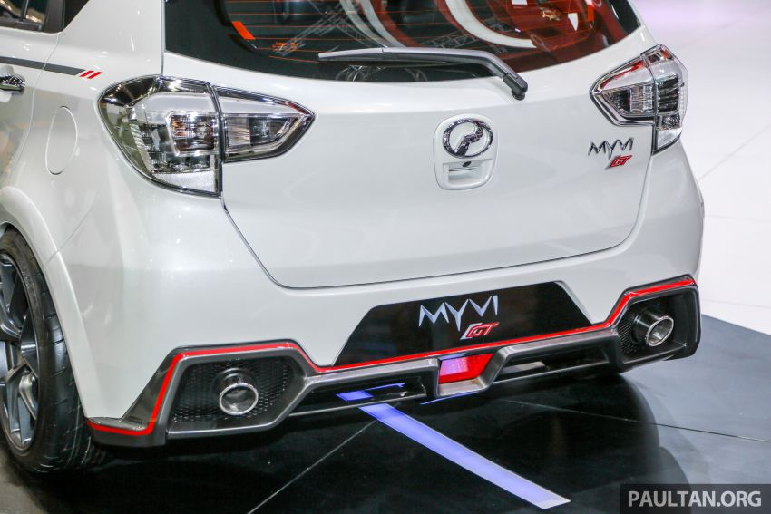 KLIMS18: Perodua Myvi GT – sporty hot hatch concept Image #891425