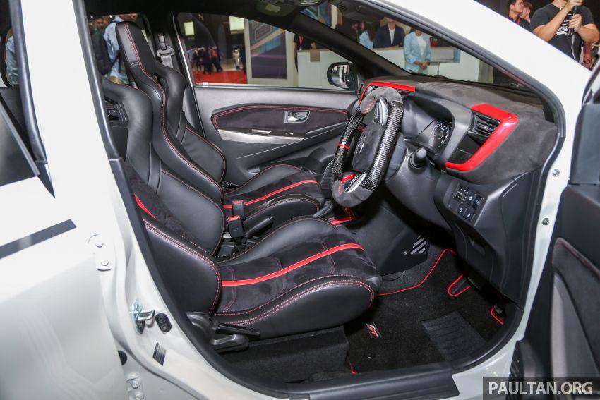 KLIMS18: Perodua Myvi GT – sporty hot hatch concept Image #891430