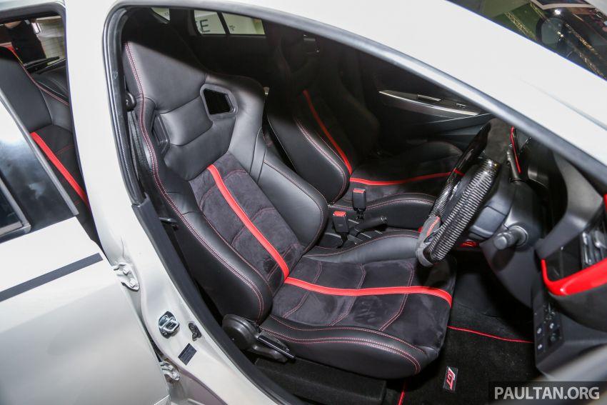 KLIMS18: Perodua Myvi GT – sporty hot hatch concept Image #891433