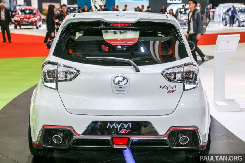 KLIMS18: Perodua Myvi GT – sporty hot hatch concept Image #891417