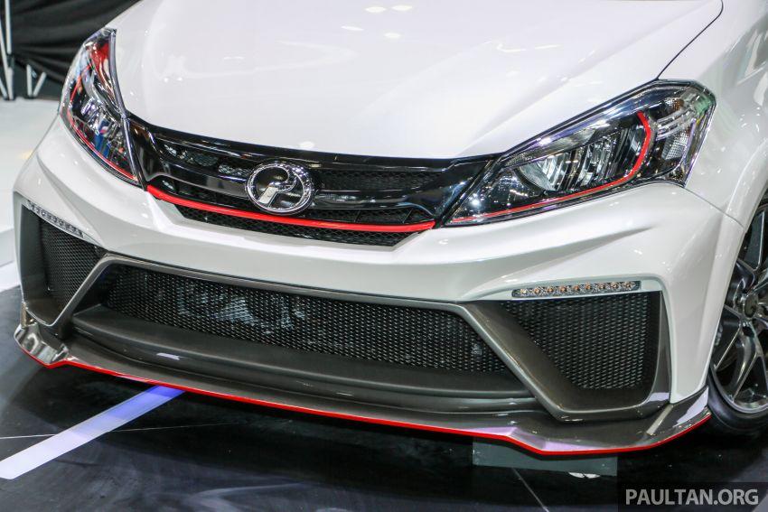 KLIMS18: Perodua Myvi GT – sporty hot hatch concept Image #891418