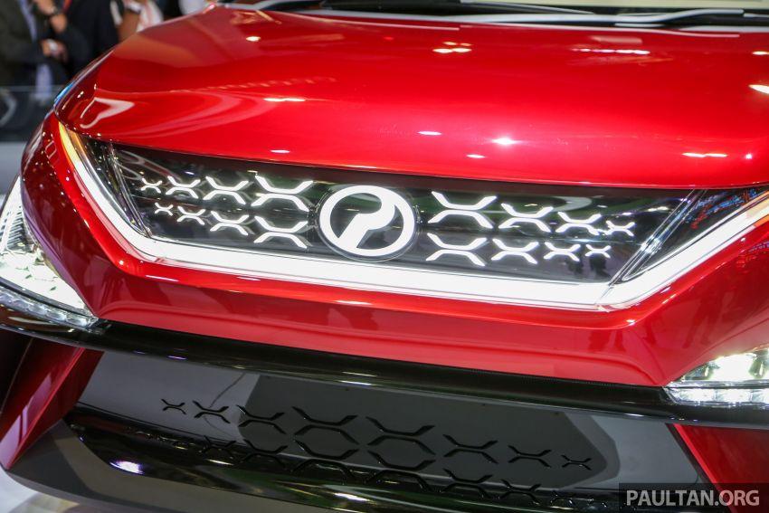 KLIMS18: Perodua X-Concept, P2's hatch of tomorrow Image #891950