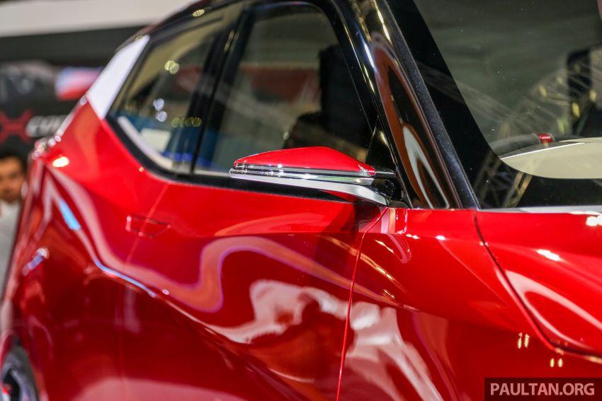 KLIMS18: Perodua X-Concept, P2's hatch of tomorrow Image #891954