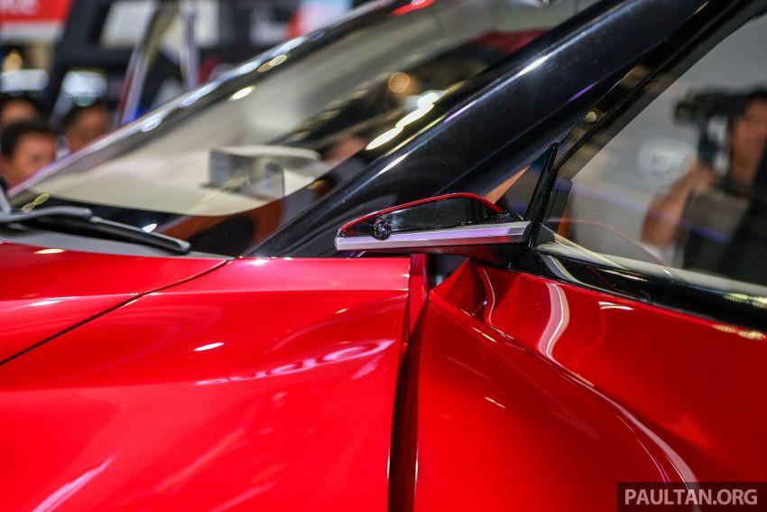 KLIMS18: Perodua X-Concept, P2's hatch of tomorrow Image #891956