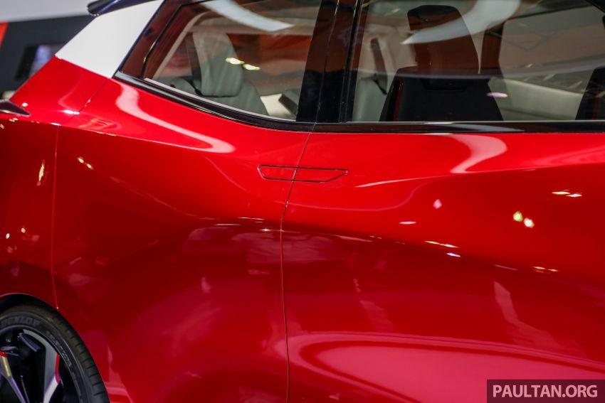 KLIMS18: Perodua X-Concept, P2's hatch of tomorrow Image #891958