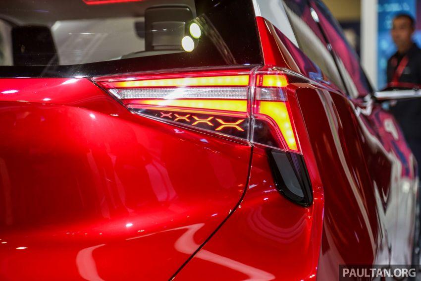 KLIMS18: Perodua X-Concept, P2's hatch of tomorrow Image #891962