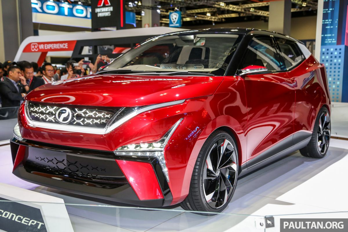KLIMS18: Perodua X-Concept, P2's Hatch Of Tomorrow