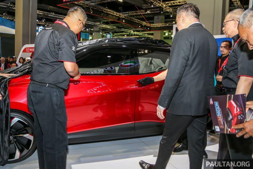 KLIMS18: Perodua X-Concept – P2's future hatchback Image #891165