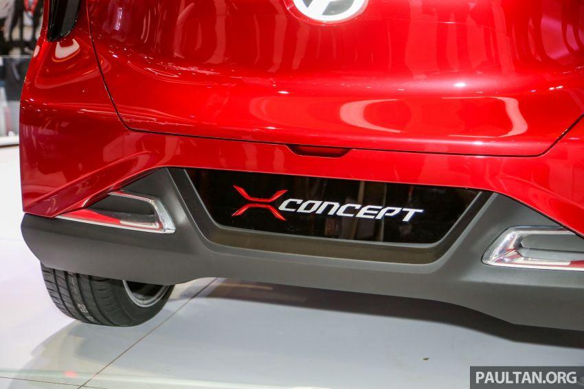 KLIMS18: Perodua X-Concept, P2's hatch of tomorrow Image #891967