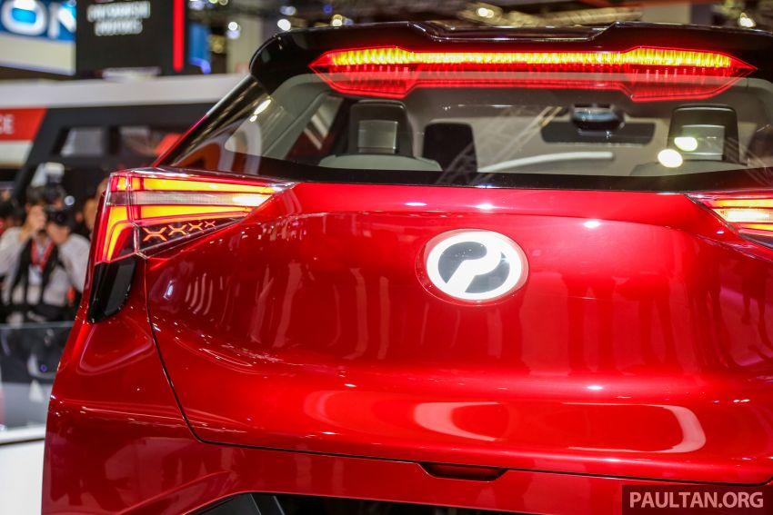KLIMS18: Perodua X-Concept, P2's hatch of tomorrow Image #891969