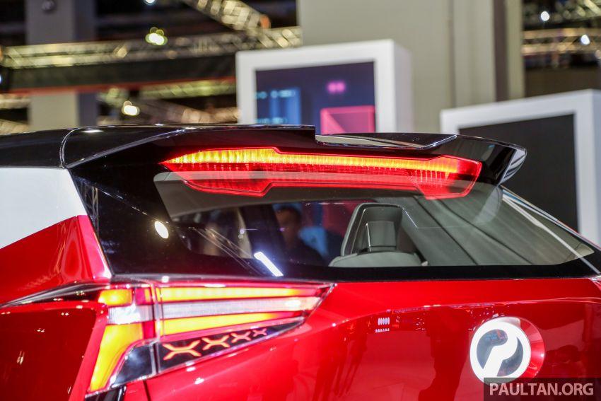 KLIMS18: Perodua X-Concept, P2's hatch of tomorrow Image #891971