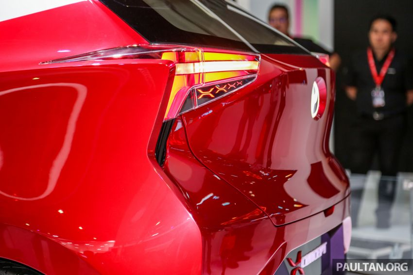 KLIMS18: Perodua X-Concept, P2's hatch of tomorrow Image #891974