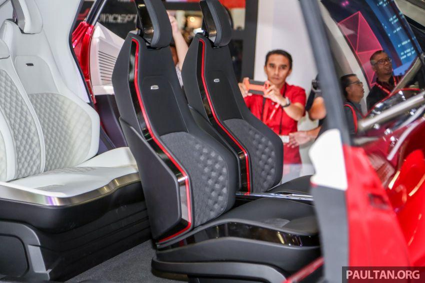 KLIMS18: Perodua X-Concept, P2's hatch of tomorrow Image #891983