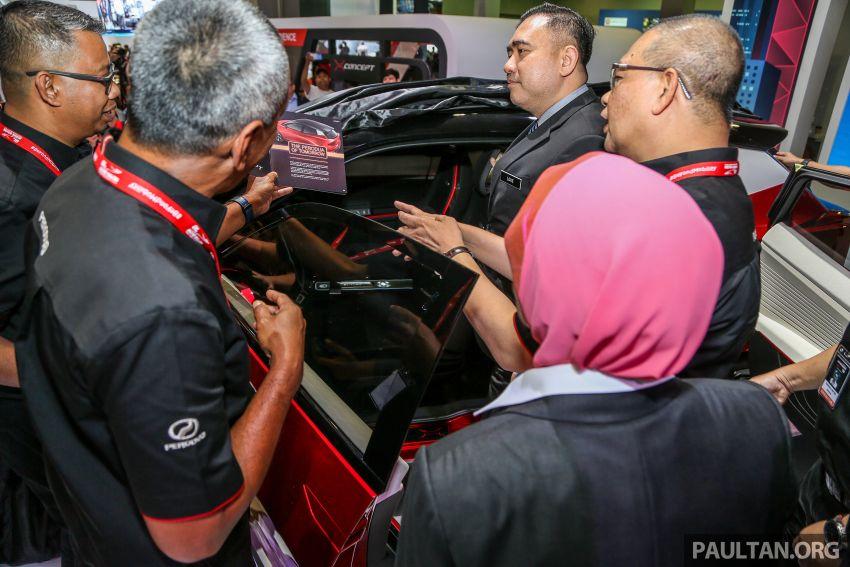 KLIMS18: Perodua X-Concept – P2's future hatchback Image #891166