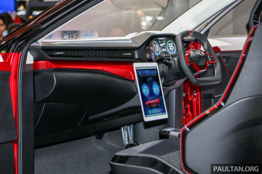 KLIMS18: Perodua X-Concept, P2's hatch of tomorrow Image #891989