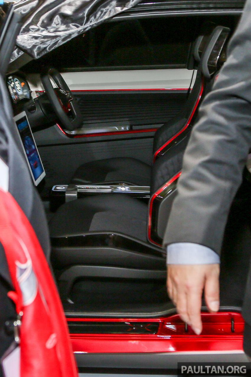 KLIMS18: Perodua X-Concept – P2's future hatchback Image #891167