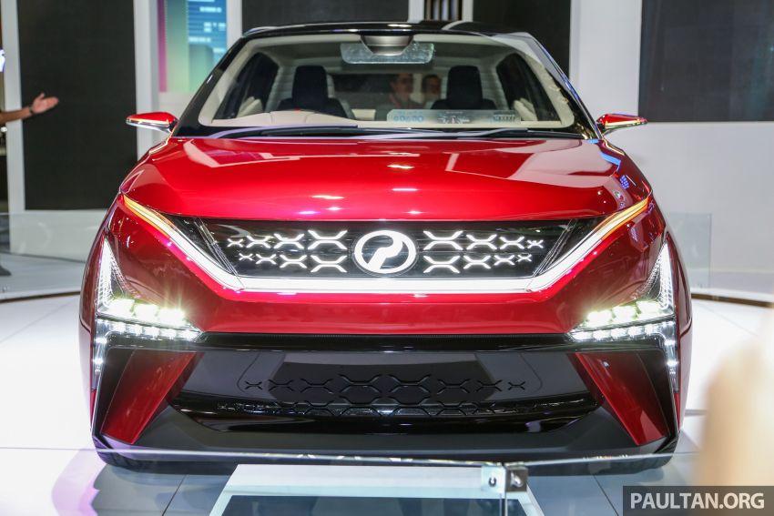 KLIMS18: Perodua X-Concept, P2's hatch of tomorrow Image #891942
