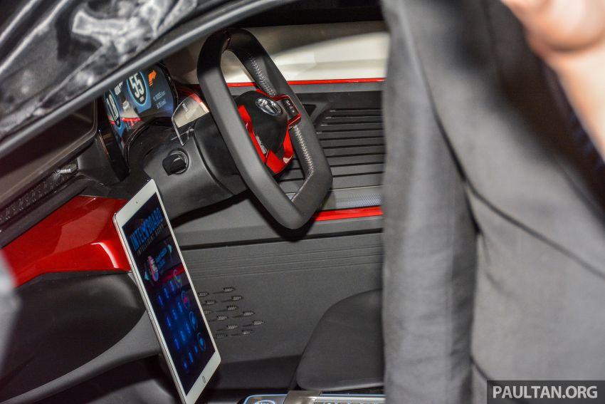KLIMS18: Perodua X-Concept – P2's future hatchback Image #891168