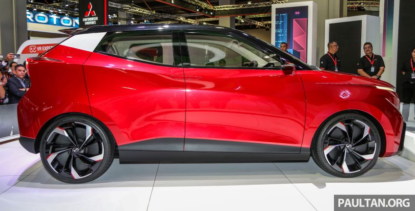 KLIMS18: Perodua X-Concept, P2's hatch of tomorrow Image #891944