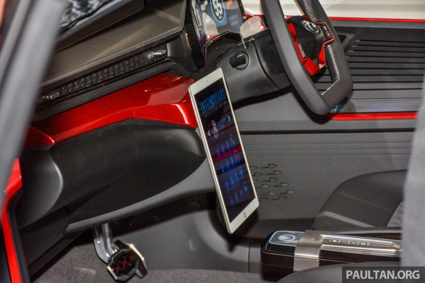 KLIMS18: Perodua X-Concept – P2's future hatchback Image #891169