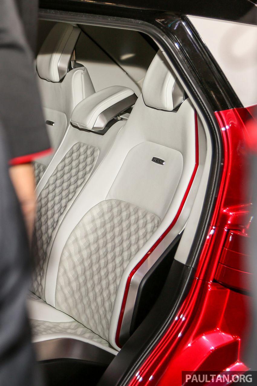 KLIMS18: Perodua X-Concept – P2's future hatchback Image #891171