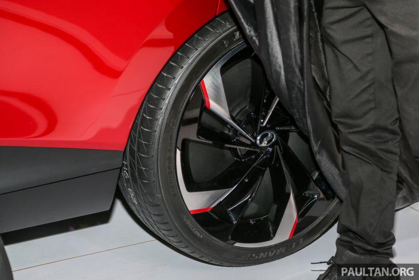 KLIMS18: Perodua X-Concept – P2's future hatchback Image #891172