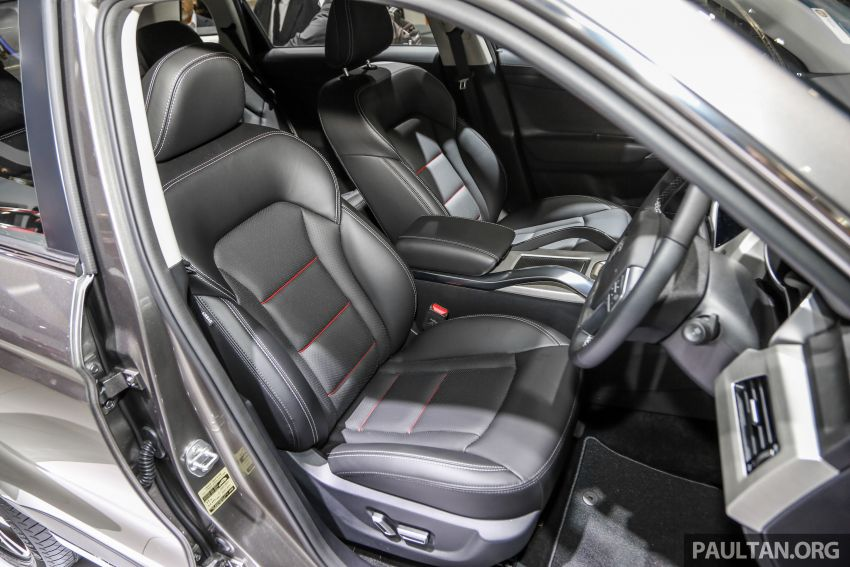 KLIMS18: Proton X70 SUV full preview, inside and out Image #891593
