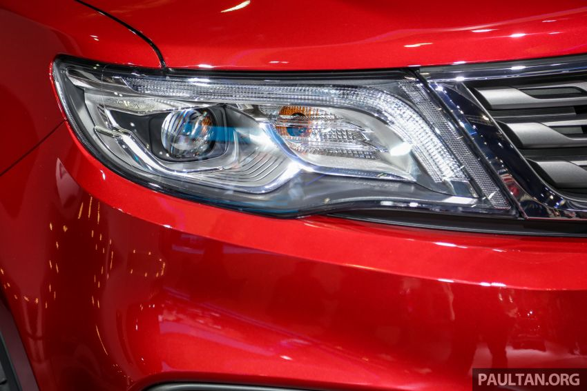 KLIMS18: Proton X70 SUV full preview, inside and out Image #891603