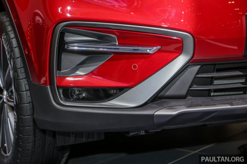 KLIMS18: Proton X70 SUV full preview, inside and out Image #891605