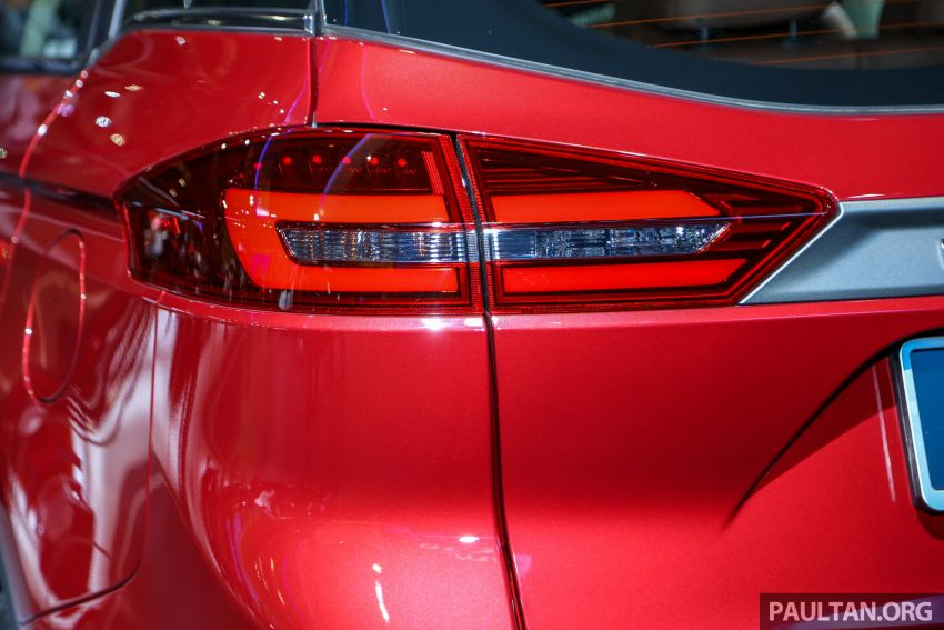 KLIMS18: Proton X70 SUV full preview, inside and out Image #891615